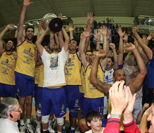 Efemérides 22/04/2013: UPCN Vóley Tricampeón de Liga Argentina