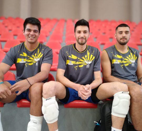 Melgarejo, Flores y Cáceres, los primeros refuerzos de UPCN 2021/22